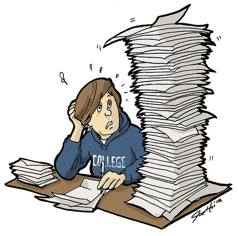 Severe paper writing anxiety - tulsicomhk
